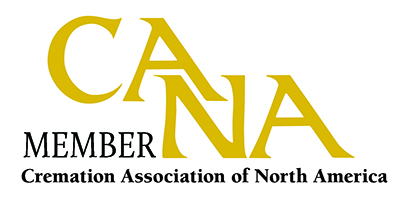 We are a member of the Cremation Association of North America